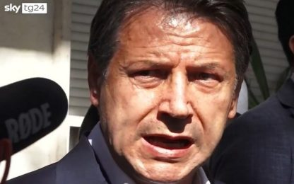 """Conte: """"Ritengo ci siano condizioni per sciogliere Forza Nuova"""". VIDEO"""