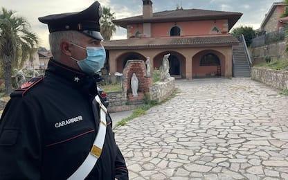 Roma, sgomberate villette dei Casamonica: andranno ai carabinieri