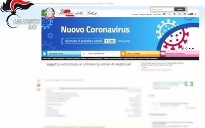 Covid, vendevano farmaci online: oscurati 42 siti
