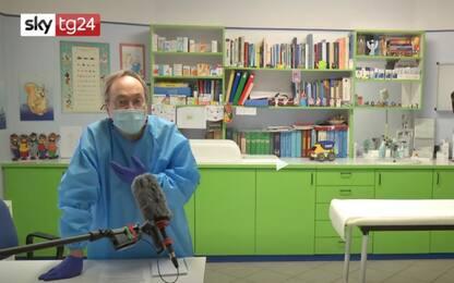 """Coronavirus, i pediatri: """"Necessari i tamponi anche per i bambini"""""""