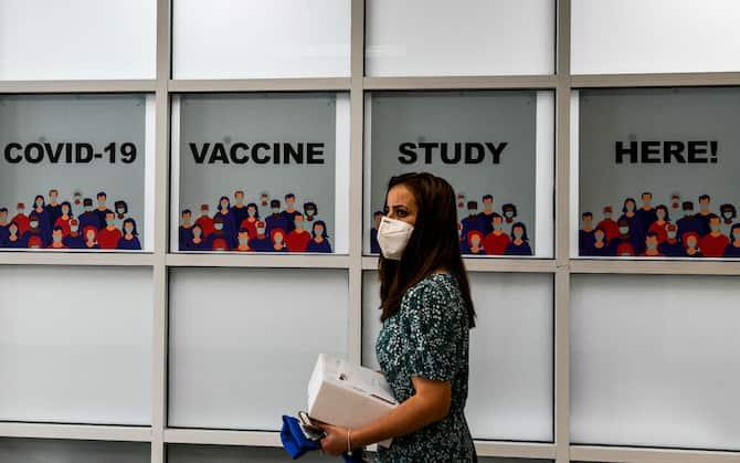 Vaccino Contro Il Covid 19 I Paesi In Testa Per I Preordini Classifica