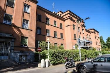 Foto LaPresse - Claudio Furlan 22/04/2017 Milano ( IT )  Istituto Neurologico Carlo Besta in via Celoria 11