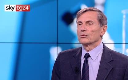 """Mantovani (Humanitas) a Sky TG24: """"A Natale non abbassiamo la guardia"""""""