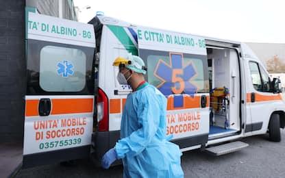 Covid, in Lombardia 2.134 nuovi casi su 35.317 tamponi