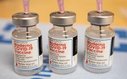 Vaccini, Oms: per Moderna la seconda dose fino a 42 giorni dopo