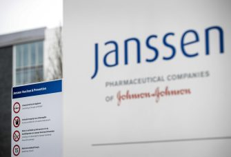 epa09065019 Exterior view of the pharmaceutical company Janssen in Leiden, The Netherlands, 10 March 2021. The European regulator, the European Medicines Agency (EMA), is expected to issue an decision soon on the vaccine against COVID-19 that has been developed by the Janssen pharmaceutical company. The Netherlands has ordered more than 11 million doses of the Leiden vaccine. The vaccine requires only one dose in order to immunise recipients against coronavirus.  EPA/SEM VAN DER WAL
