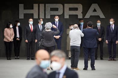Covid, dalla Spagna presto il vaccino di Hipra: a giugno i test finali