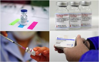 Piano vaccini, target Regioni