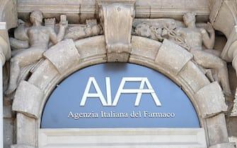 Una veduta del palazzo dove ha sede l'Aifa, Agenzia italiana del farmaco, a via del Tritone, Roma, 5 giugno 2014. ANSA/FABIO CAMPANA
