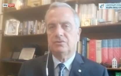 """Covid, Villani: """"Dopo ok Ema vaccino ai giovani in tempi brevi"""""""