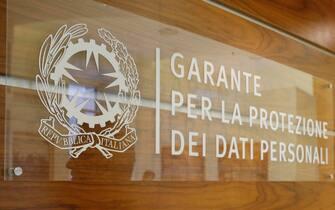Agostino Ghiglia, componente del Collegio del Garante per la protezione dei dati personali, Roma 09 settembre 2020. ANSA/FABIO FRUSTACI