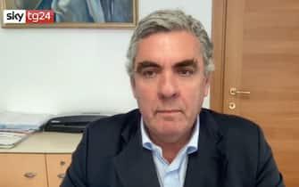 Il membro del Cts Sergio Abrignani