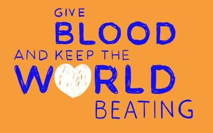 Giornata donatori di sangue: in Italia l'evento globale del 2021