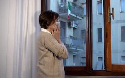 Covid, studio Ue: solitudine quadruplicata per fascia 18-35 anni