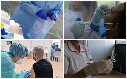 Covid, quarantena e rischio contagi per i vaccinati: gli studi