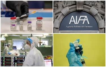 vaccini e cure autorizzate da Aifa e Ema