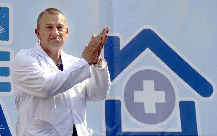 Il medico Szumski Riccardo