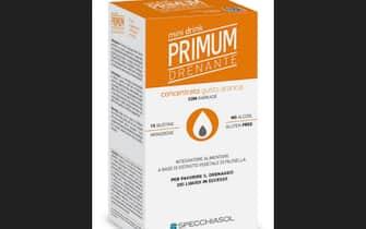 Premium Drenante Minidrink Arancia Stick Specchiasol