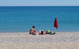 coronavirus spiaggia iss