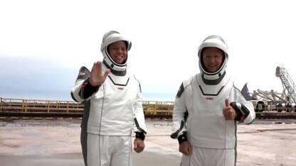 Crew Dragon, lancio SpaceX rimandato a causa del maltempo