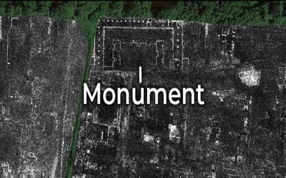 Grazie ai radar, portata alla luce intera città romana senza scavare