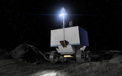 Nasa: nel 2023 il robot Viper cercherà tracce di acqua sulla Luna