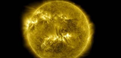 Sole, l'ultimo brillamento potrebbe causare una tempesta geomagnetica