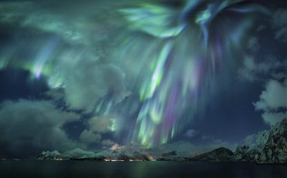 Foto dallo spazio: i finalisti dell'Astronomy Photographer of the Year