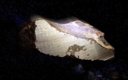 Scoperto un nuovo corpo d'origine per le meteoriti ferrose IIE
