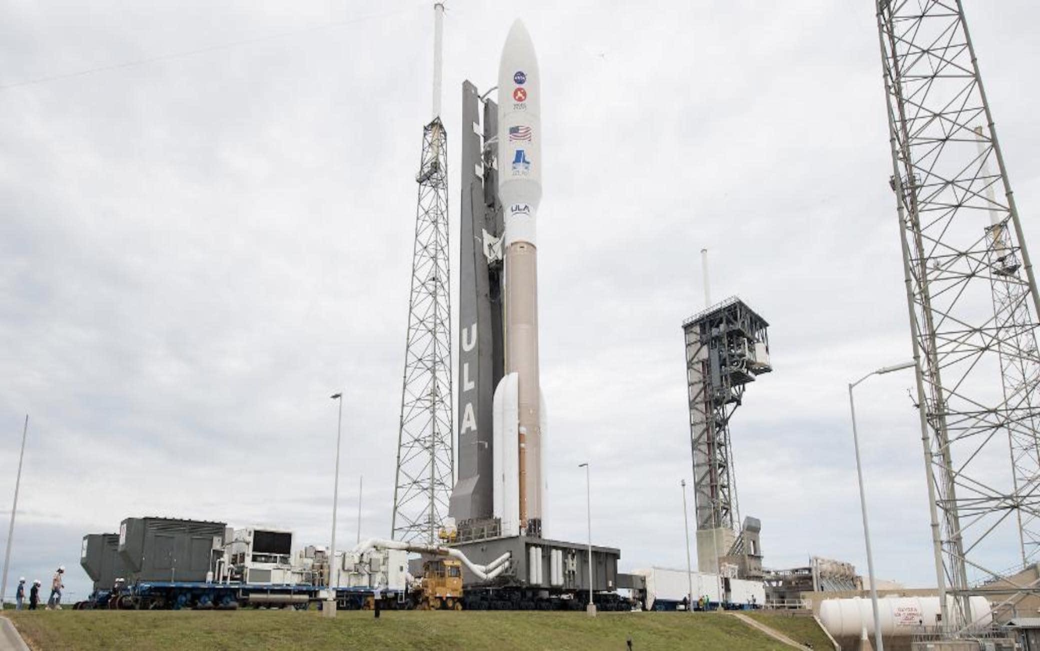 Perseverance, il rover della missione Mars 2020 della Nasa