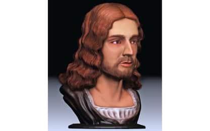 Svelato il volto di Raffaello, è stato ricostruito in 3D