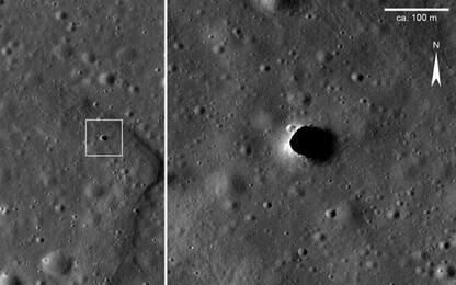 Luna e Marte, l'uomo potrebbe sopravvivere nelle caverne di lava