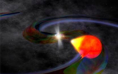 Misurata la micro-deformazione di una stella di neutroni. Lo studio