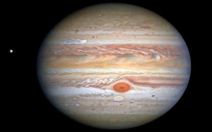 Secondo un nuovo studio Giove potrebbe avere seicento lune