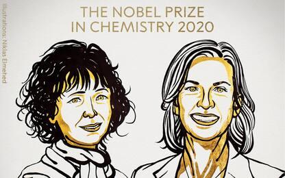 Premio Nobel per la Chimica 2020 assegnato a Charpentier e Doudna
