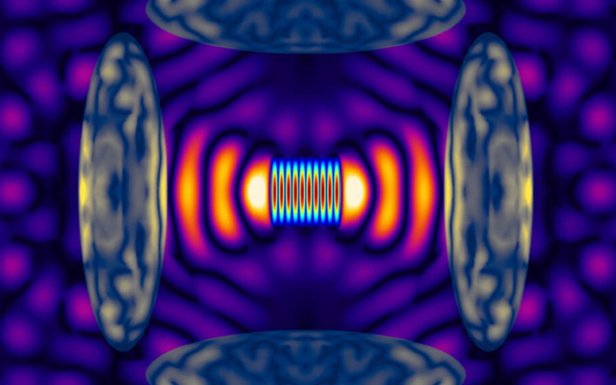 Le onde del termometro acustico