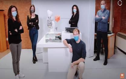 Il robot chirurgo Hifusk vince il Kuka Innovation Award 2020