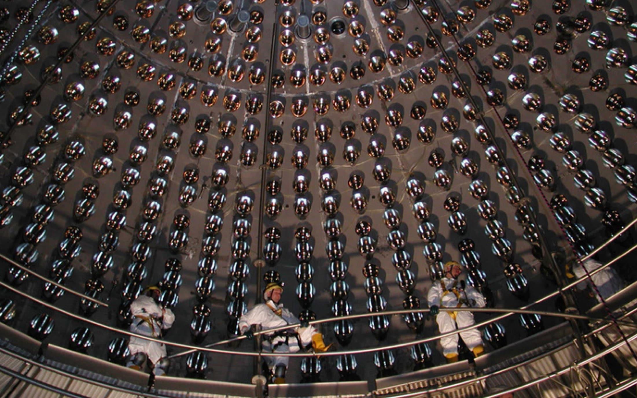 Il 'cacciatore' di neutrini del Gran Sasso compie 10 anni