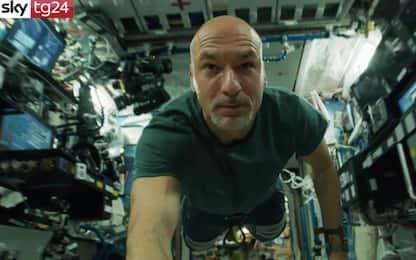 """Parmitano sbarca su Sky Arte con il doc """"Space Beyond"""""""