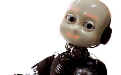 iCub, ecco il robot che si prepara ad aiutare i bambini autistici
