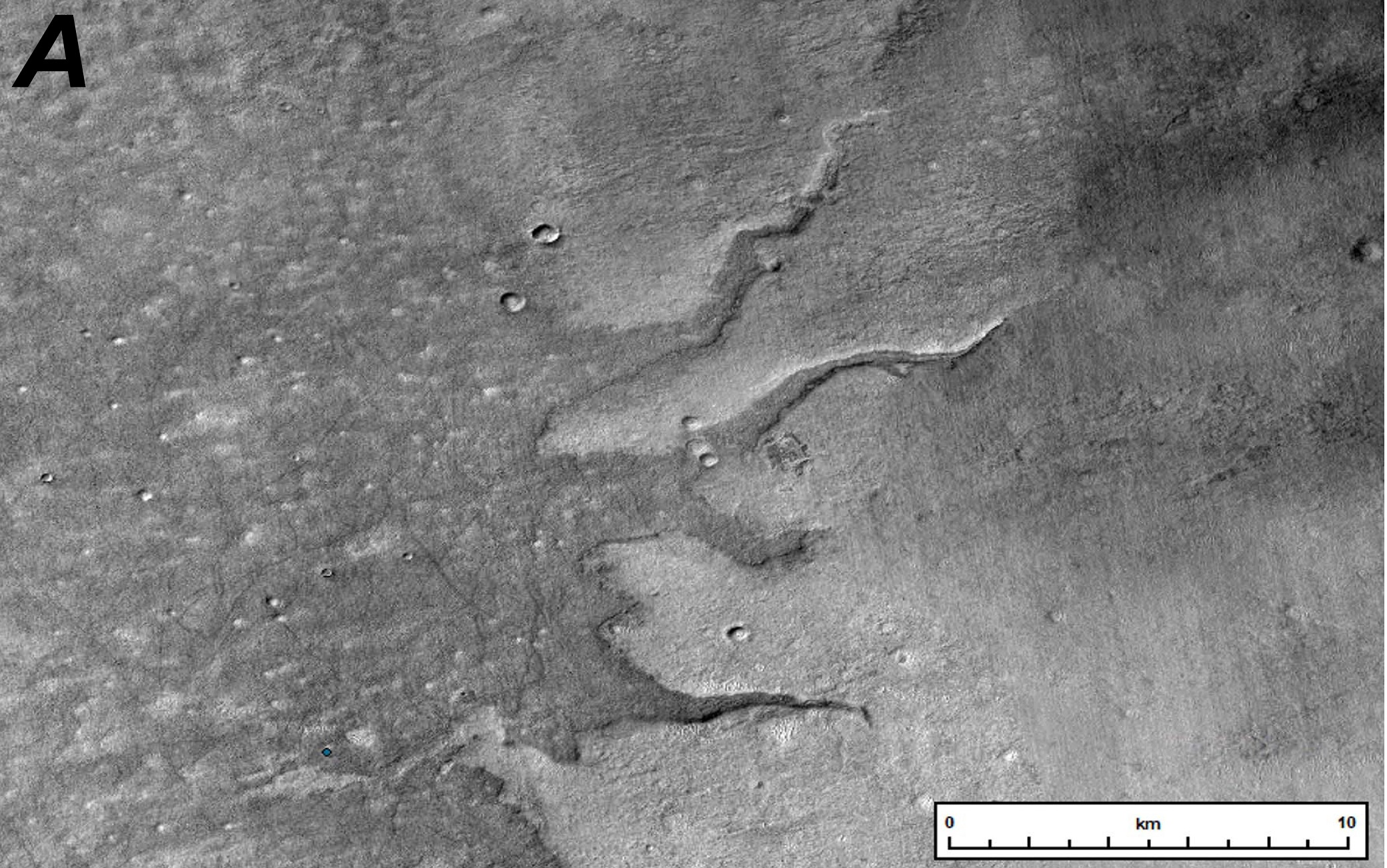 La foto di Marte da 8 trilioni di pixel