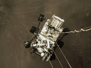 Nasa, Perseverance invia il primo suono mai registrato su Marte. VIDEO