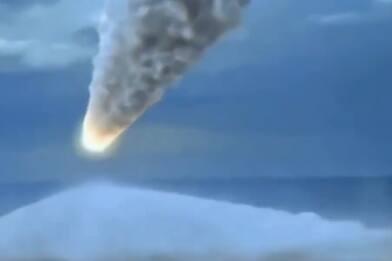 Iridio in Golfo Messico: prova dell'asteroide che sterminò i dinosauri