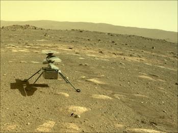 Marte, rinviato il volo del drone Ingenuity