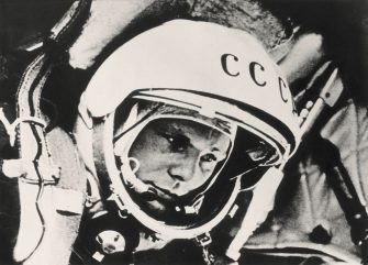 The Russian cosmonaut Juri Gagarin. About 1963. Photograph. (Photo by Imagno/Getty Images) Der russische Cosmonaut Juri Gagarin. Um 1963. Photographie. .