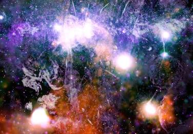 La meraviglia della Via Lattea in una foto della Nasa