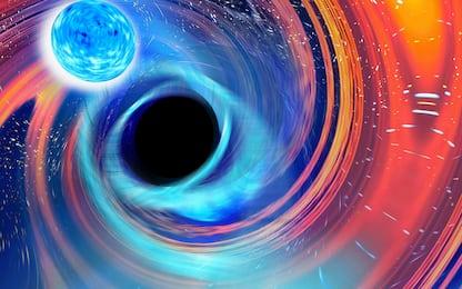 Scoperte onde gravitazionali da buchi neri fusi con stelle a neutroni