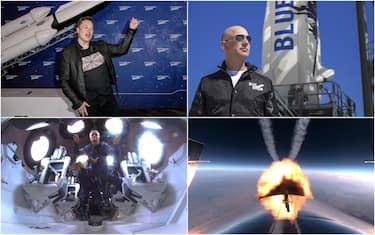 Viaggi spazio