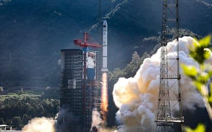 Spazio, astronauti cinesi tornano sulla Terra da missione di 3 mesi