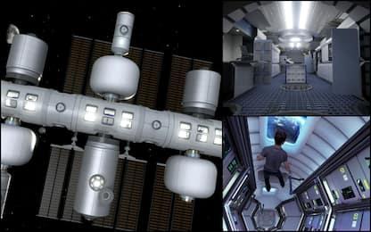 Orbital Reef, Bezos presenta la stazione spaziale privata per turisti